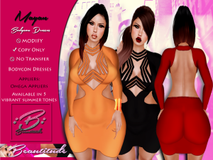 Beautitude Mayan Dress AD