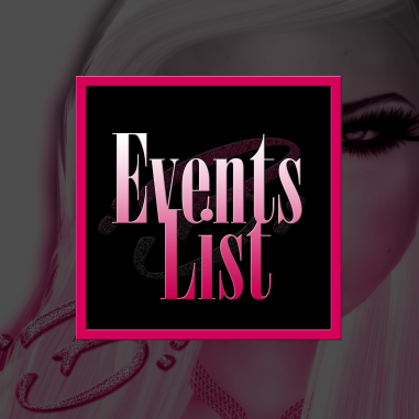 Beautitude LOGO March 2015 EVENT LIST